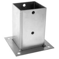 Camasuiala din tabla de otel zincat,101 x 101 x 150 mm