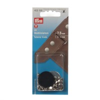 Set riveti tubulari, pentru confectii, Prym 150, 7.5 mm, 20 bucati