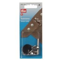 Set riveti tubulari, pentru confectii, Prym 152, 9 mm, 8 bucati