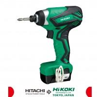 Masina de insurubat cu impact, Hikoki WH10DAL, cu 1 acumulator, 10.8  V, 1.5 Ah