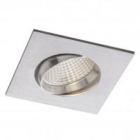 Spot LED incastrat MT 129 70366, 5W, lumina neutra, orientabil, aluminiu