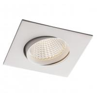 Spot LED incastrat MT 129 70365, 5W, lumina neutra, orientabil, alb
