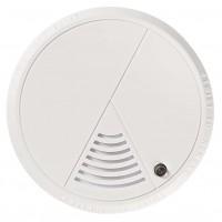 Detector de fum Nedis DTCTS10WT, alimentare baterie, alerta epuizare baterie