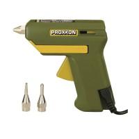 Pistol de lipit cu baghete de adeziv, Proxxon Glue Gun HPK 220, 85 W
