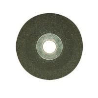 Disc polizare otel / ceramica / piatra / sticla, din carbura de siliciu, pentru Proxxon LHW, 50 x 10 mm, granulatie 60