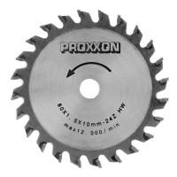 Disc circular, pentru lemn, Proxxon 28734, 80 mm