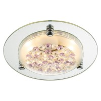 Plafoniera LED Froo 48248, 8W, violet