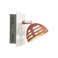 Aplica LED Frost KL 6308, 1 x 5W, lumina calda
