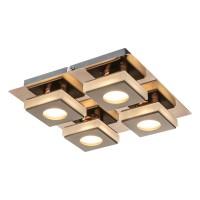 Plafoniera LED Cayman 49403-4, 4 x 5W