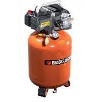 Compresor aer cu piston, fara ulei, Black&Decker 195/24V-NK, 1.1 Kw, 1.5 CP, 24 litri
