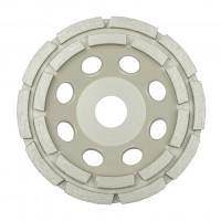 Disc diamantat, tip oala, pentru slefuire, Klingspor DS 300 B, 115 x 22.23 x 8.2 x 5.5 mm