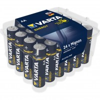 Baterie Varta Energy 4106, AA / LR6, alcalina, 24 buc