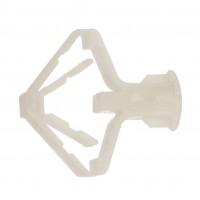Diblu pentru gips carton, din polipropilena, tip fluture, 33.24 mm, 10 bucati