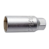 Cheie bujii, cu profil hexagonal, Unior 603776, 3/8 inch, 21 mm