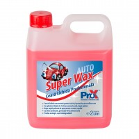 Ceara auto, lichida hidrofoba, Pro-X Super Wax, 2 l