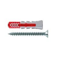 Diblu universal din nylon, cu surub, Fischer Duopower, 5 x  25 mm