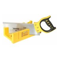 Dispozitiv pentru taiere in unghi, din PVC, Lumytools LT29200, 300 x 100 mm