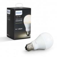 Bec LED Philips Hue clasic A60 E27 9.5W 800lm lumina calda 2700 K, dimabil