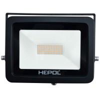 Proiector LED Hepol Apollo 50W, lumina calda