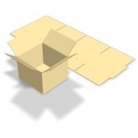 Cutie depozitare, din carton, CTFT-435, 490 x 460 x 360 mm