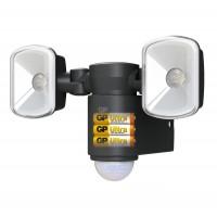Proiector LED cu baterie si senzor GPSGRF2.1, 2 x 1W, lumina neutra