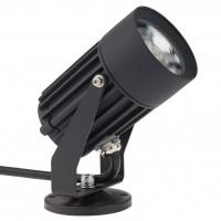 Corp iluminat LED XGEO 85-265V BK, 12W, 782 lm, aparent, IP65, lumina neutra, negru