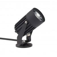 Corp iluminat LED XGEO GE01NW BK, 7W, 493 lm, aparent, IP65, lumina neutra, negru