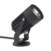 Corp iluminat LED XGEO GE03NW BK, 18W, 1371 lm, aparent, IP65, lumina neutra, negru