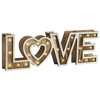 Decoratiune LED Love 29976, 1.44W