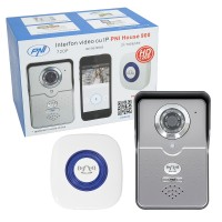 Videointerfon wireless P2P PNI-IV900R, infrarosu