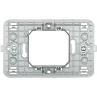 Suport Matix S503S/2AE, 2 module centrate, pentru rama priza / intrerupator