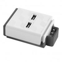 Modul 2 x USB Allocacoc