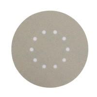 Disc abraziv, autoadeziv, Klingspor PS 33 CK, GLS 52, 225 mm, granulatie 100