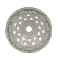 Disc diamantat, tip oala, pentru slefuire beton si sapa, Klingspor DS 300 B Extra, 180 x 22.23 x 8 mm