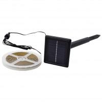 Banda LED cu panou solar Comtec, 3 m, IP65