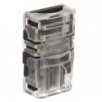 Conector rapid banda LED 10 mm, 2 pini, 2 x AWG