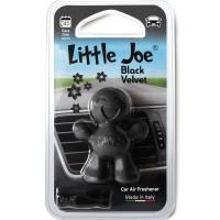 Odorizant auto, Little Joe, Black / Tonic, 5 x 4 x 2 cm