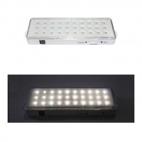 Lampa emergenta 30 LED 7H/10H nepermanent 19-914/N