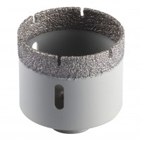 Carota diamantata, pentru placi ceramice, Klingspor DK 600 F, 45 mm