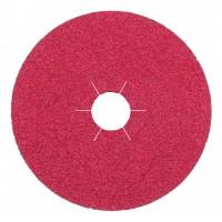 Disc abraziv, pentru otel, Klingspor FS 964 ACT, 115 x 22 mm, granulatie 36