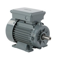 Motor electric monofazat cu 2 condensatoare, Gamak MD 100 L 2, 3 Kw, 4 CP