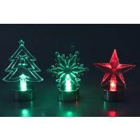 Decoratiune LED 3 piese RGB 54890001, alimentare baterii