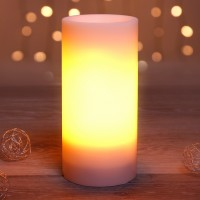 Decoratiune candela Flame 58930030, alimentare baterii sau cablu USB