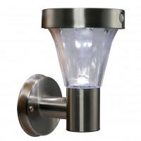 Aplica solara LED, 0.5W, cu senzor de miscare