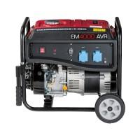 Generator de curent, Pramac EM4000, monofazic, cu AVR, 3.8 kva