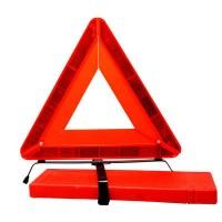 Triunghi auto pentru presemnalizare avarie, Carmax, reflectorizant, omologat