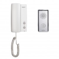 Interfon audio Legrand Combine 369500, montaj aparent, IP54