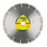 Disc diamantat, cu segmente, pentru debitare granit, Klingspor DT 600 GU Supra, 115 x 22.23 x 2.4 mm