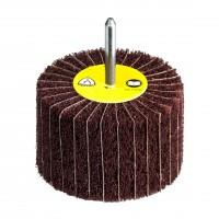 Perie abraziva, cu tija, Klingspor NCS 600 VFS, pentru inox / metale, granulatie 100