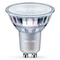 Bec LED Philips spot GU10 6.2W 575lm lumina calda 2700 K, dimabil